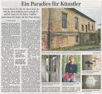 Quelle: Miriam Weber, Ein Paradies für Künstler, Ostsee-Zeitung, 24.10.2016